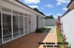 Casa à venda com 3 dormitórios em Jardim petropolis, Maceio cod:5423