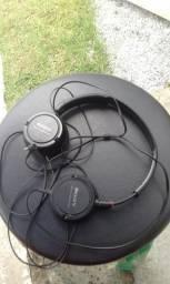 Sony Headphones MDR-ZX100 fone de ouvido