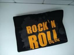 Camisa usada no inesquecível Sun Rock Festival show do Scorpions (tamanho M)