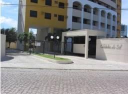 Vendo apartamento no Condomínio do Sol em Capim Macio de 95m² com 3/4 sendo 2 suítes