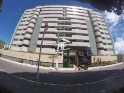 Edifício Francisco Barbirato - Apartamento novo com 3 quartos sendo 1 suíte na Jatiúca