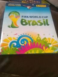 Álbum completo Fifa World Cup Brasil 2014
