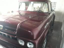 Ford F100 1965 Diesel No Documento