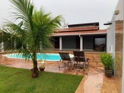 Chácara com casa e piscina a 400 metros da cidade, Artur Nogueira-SP