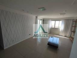 Apartamento com 3 dormitórios à venda, 108 m² por R$ 680.000,00 - Glória - Macaé/RJ