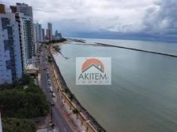 Apartamento para alugar, 130 m² por R$ 3.499,00/mês - Casa Caiada - Olinda/PE