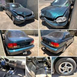 Honda Civic - Sucata para retirada de peças