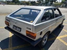 Volkswagen Gol 1.600 Placa Preta - 1984 - 1984