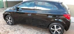 Chevrolet ônix ltz automático preto 2018. wn veículos - 2018