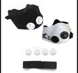 Máscara De Treino Training Mask Altitude Crossfit Mma 2.0