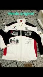Vendo jaqueta da Toyota original usada pouca. Tam: M