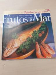 Livro Vigilantes do Peso- Culinária Light Frutos Do Mar