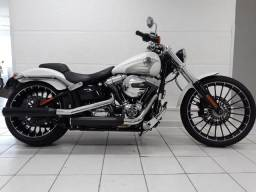 Harley davidson fxsb softail breakout 2017 branca - 2017