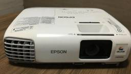 Vendo projetor Epson PowerLite S17