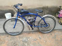 Vendo bicicleta motorizada valor 800