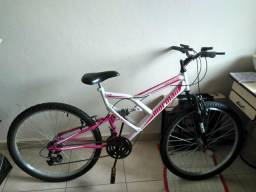 Vendo bicicleta Mormaii aro 26 semi nova