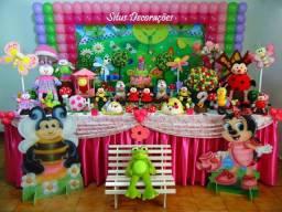 Decoração Jardim Encantado Festa Infantil em Campinas