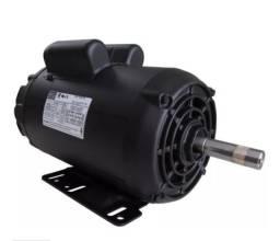Motor elétrico WEG 2cv monofásico Alta Rotação. NOVO