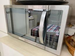 Forno Micro-ondas Pro Electrolux