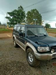 Galloper Exceed 1998 V6 3.0 Pajero Hilux L200 SW4