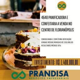 4648 Panificadora e Confeitaria no Centro de Florianópolis
