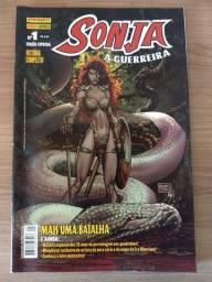 HQ - Sonja: A Guerreira - Mais Uma Batalha n° 1