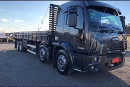 Ford Cargo 2429 Bitruck Carroceria 2015
