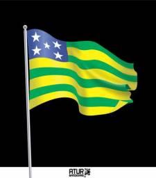 Bandeiras oficiais e Personalizadas