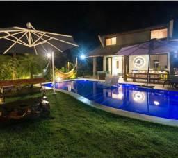 Bangalô Malawui na Beira de mar Muro Alto com 180 m², 4 quartos