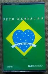 Beth Carvalho - Alma do Brasil Fita cassete de 1988