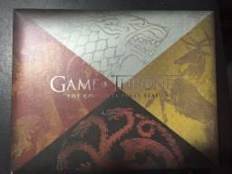Box Blu-ray Game Of Thrones Primeira Temporada