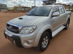 Toyota Hilux 2010 SRV Completa Impecavel ( Vendo a vista ou Financiado ) AC.Troca