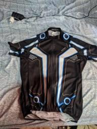 Camisa barbado M ciclismo