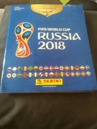 Álbum completo Fifa World Cup Russia 2018