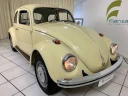 Volkswagen Fusca 74 1500 placa preta