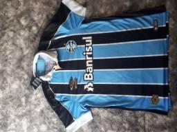Camisa Grêmio 2019 Umbro Tricolor