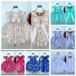 Vestido de luxo Pra sua princesas