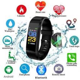 Smartwatch ID115 só 2 unidades