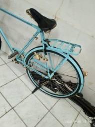 Título do anúncio: vendo ou troco bicicleta regent