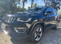 Jeep Compass Limited 2017 Único Dono