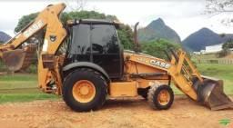 Retroescavadeira Case 580N - 2013