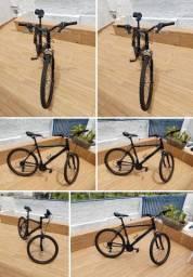Bike Caloi HTX Sport - Aro 26 - 21 Marchas - Suspensão Dianteira - Alumínio