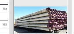 "Título do anúncio: tubos de 12"" shed 80"