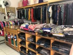 Loja de roupas femininas e masculians