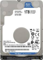 Vendo HD Notebook 1TB