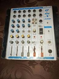 Título do anúncio: MESA DE SOM ONEAL áudio. R$ 200,00