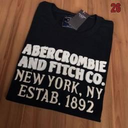 Título do anúncio: Camisetas Abercrombie Originais