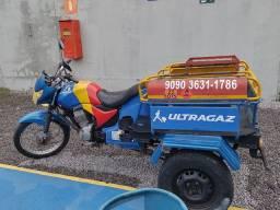 CG TITAN KS Triciclo