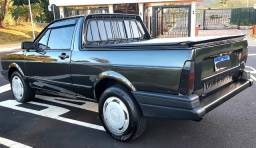 "Saveiro 1.6 diesel original completa ""Raridade"""