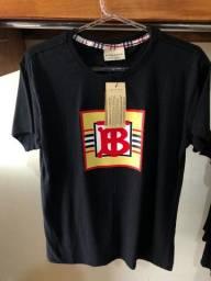 camiseta Burberry premium diversas marcas pronta entrega envio rapido tamanho P